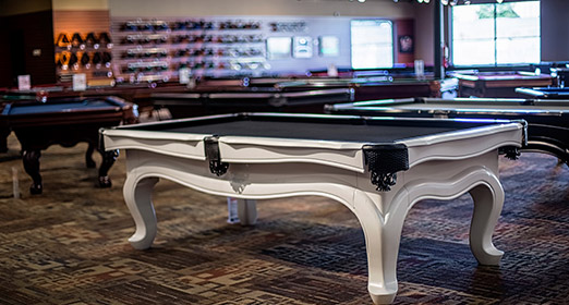 Norcross Store - pool table