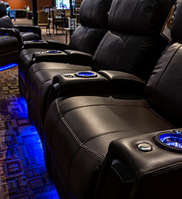 Norcross Store - theater seats