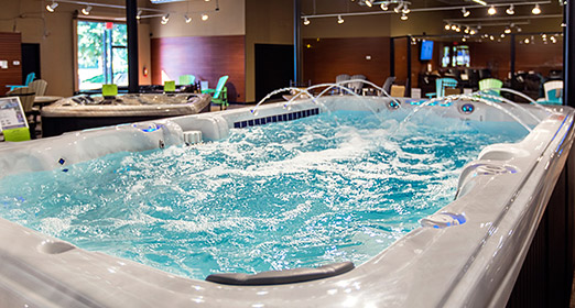 Norcross Store - hot tubs