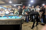 Ozone Billiards Event Draws in Jeanette Lee