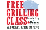 Primo Grilling Class - April 9th
